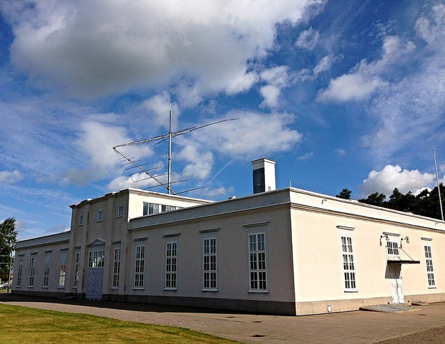Grimeton, UNESCO radio station in Sweden