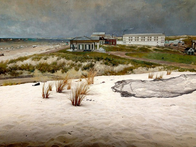 Mesdag Panorama, the Hague