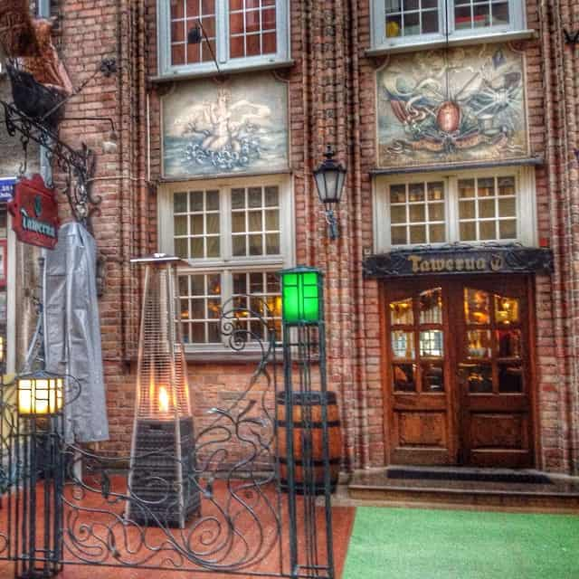 Gdansk taverna