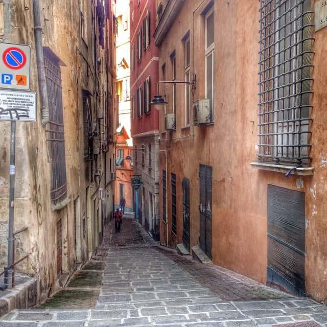 Genoa street