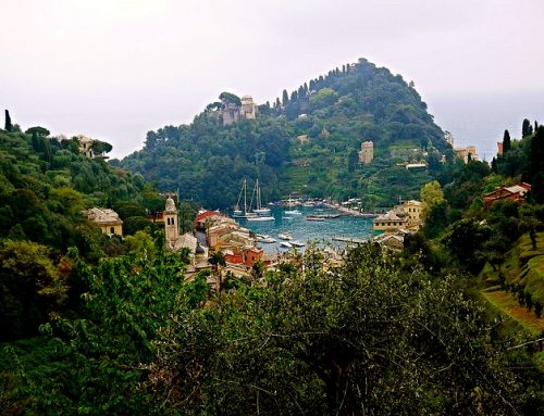 I found my love in Portofino