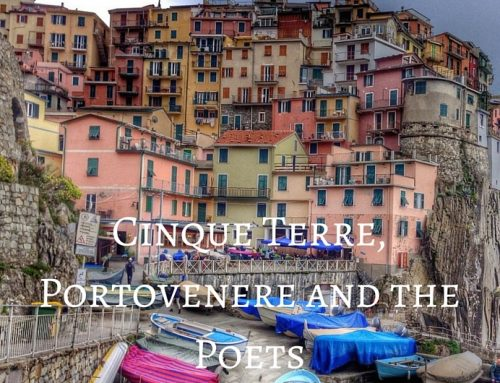 Cinque Terre, Portovenere and the Poets