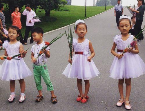 12 bilder fra Pyongyang