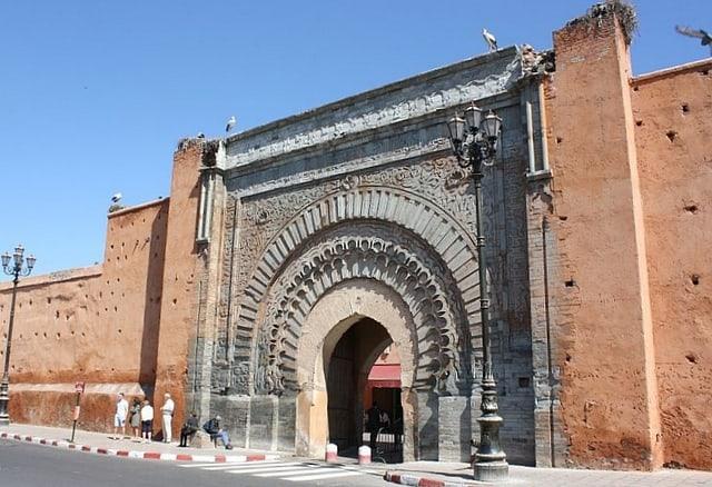 Kasbah-Gate-Marrakech