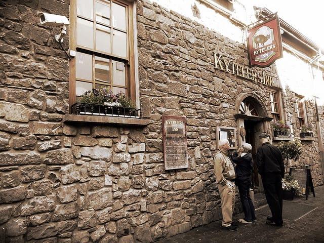 Kilkenny witch, Kyteler's Inn