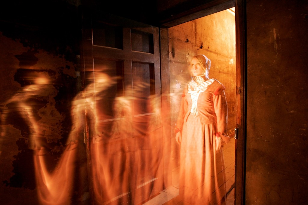 Mary King's Close, ghost