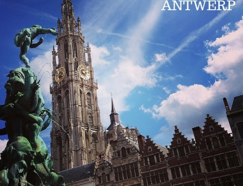 One day in Antwerp – a snapshot