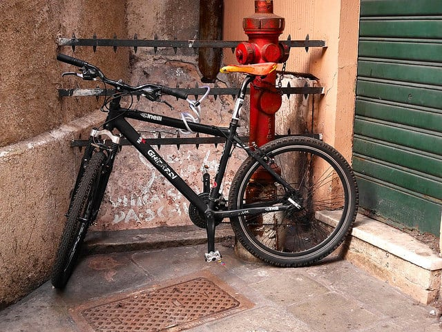 Bike, Genoa