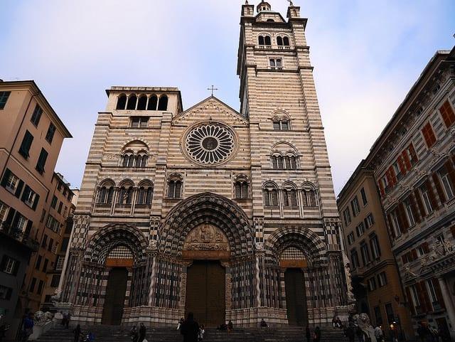 Catedrale di San Lorenzo, Genoa