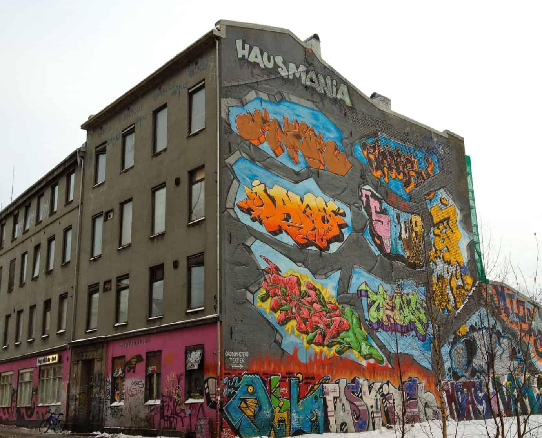 Grafitti art oslo - Grafitti Art Oslo 10