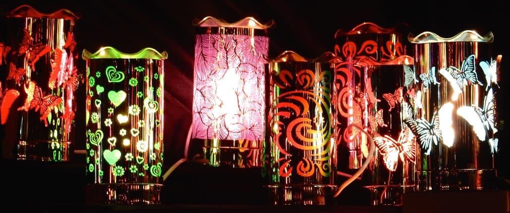 perfume lamps