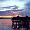 Sunset, Oyster Bay, Dar