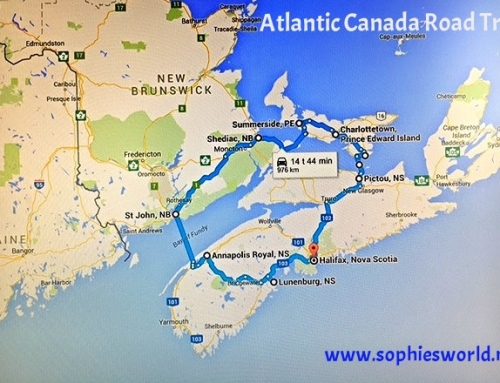 Atlantic Canada road trip