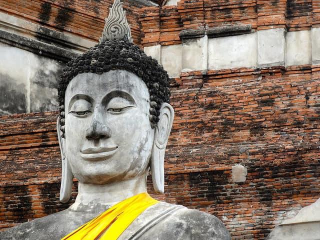 bangkok day trip - ayutthaya