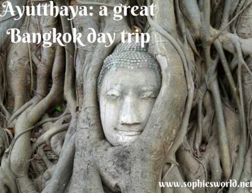 Day Out Bangkok: Royal Ayutthaya
