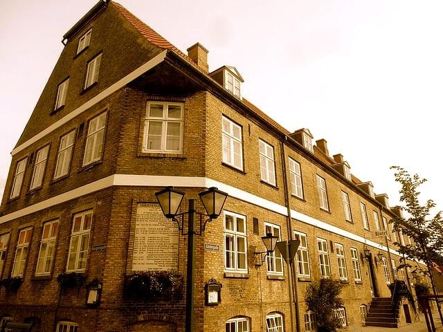 Brødremenighetens hotel, Christiansfeld