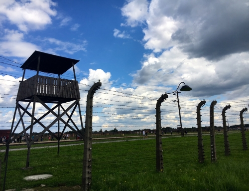 Auschwitz-Birkenau: Reminding us of man's madness