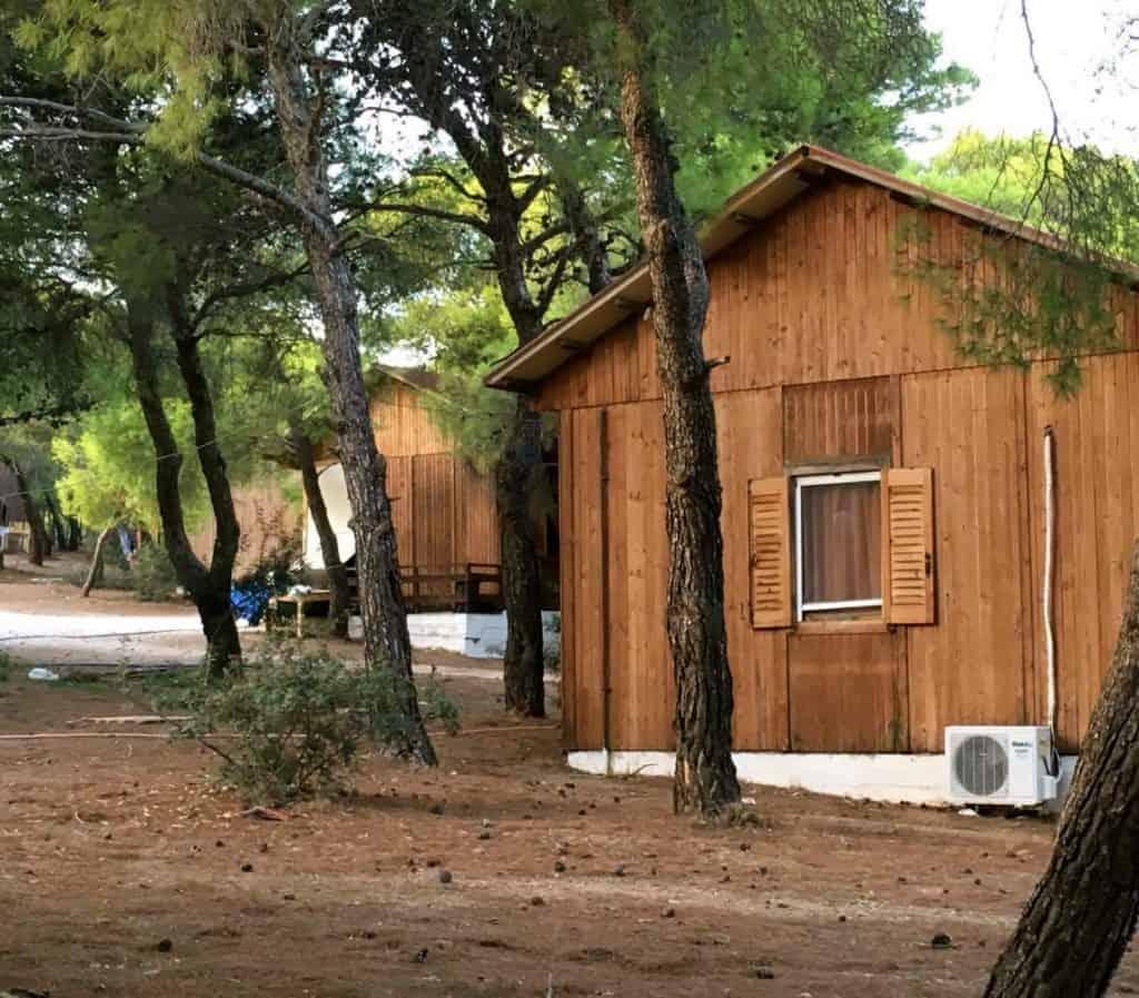 Camp Sounio, Greece