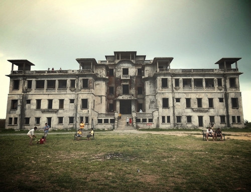 Bokor Hill Station: Whispers of the past