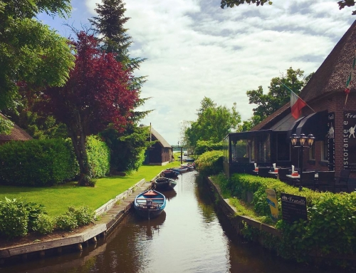 Whimsical Giethoorn – a photo essay