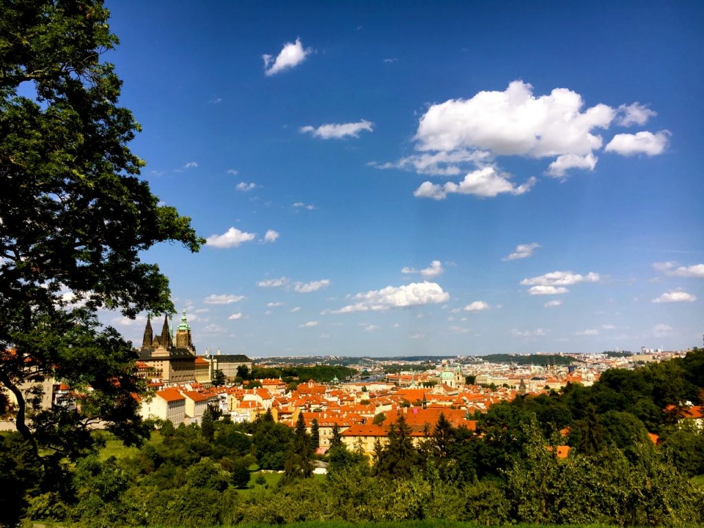 Defenestration Prague