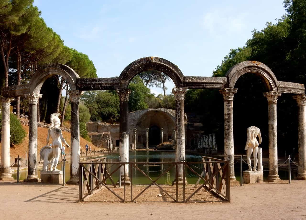 Unesco Tivoli Italy