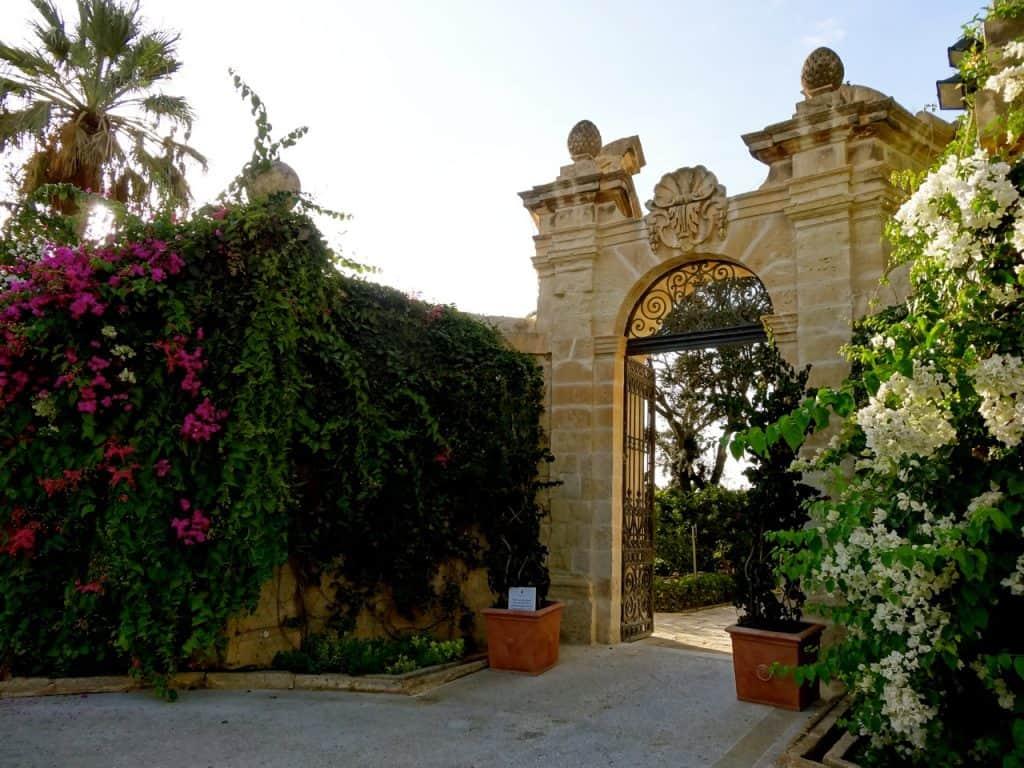 Palazzo Parisio Valletta Malta