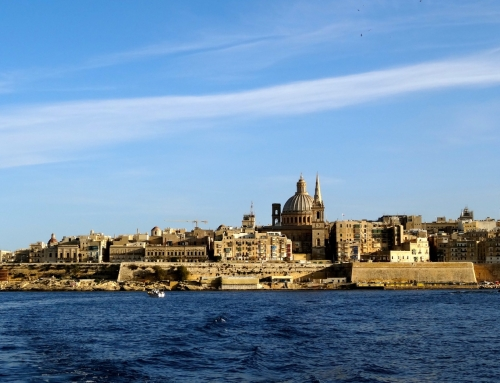 Valletta and the Knights of St John