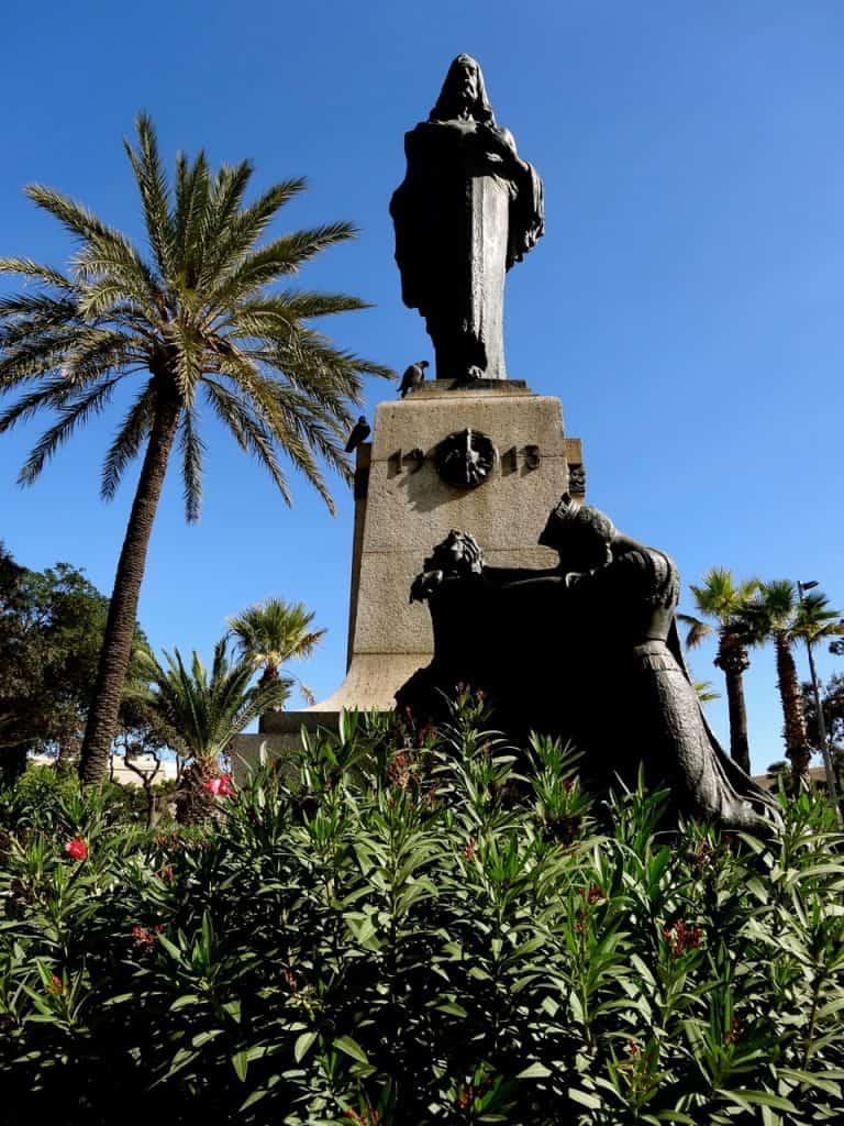 Valletta Knights of St John - Jean de Valette