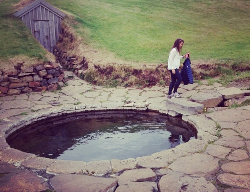 World at a Glance: Snorri's hot tub
