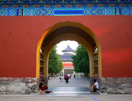 World at a Glance: Temple of Heaven, Beijing tranquility