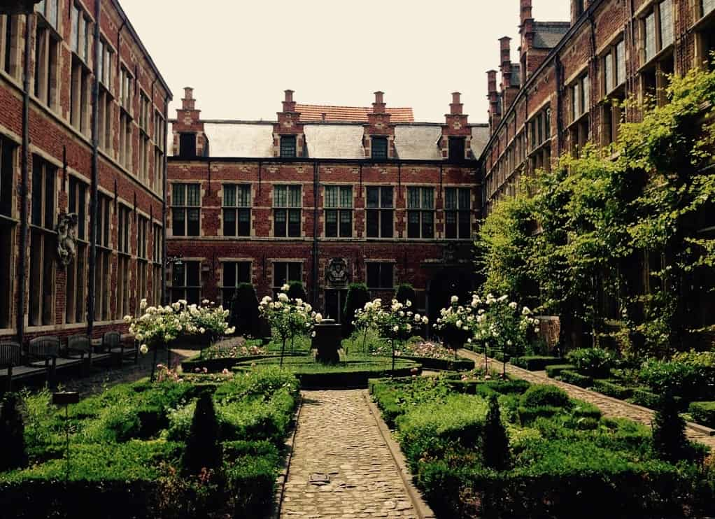 Plantin-Moretus Museum Antwerp Belgium