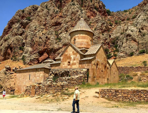 World at a Glance: Noravank (Day out Yerevan)