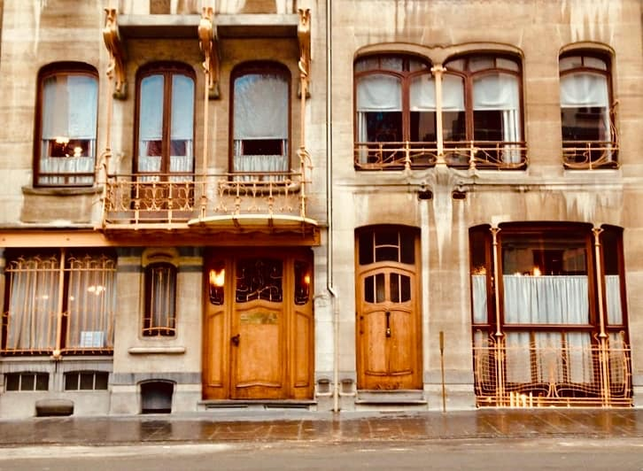 Brussels' Victor Horta Museum | Sophie's World Travel Inspiration