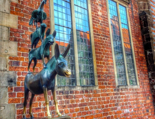 Bremen: Town musicians and so much more (Day out Hamburg)