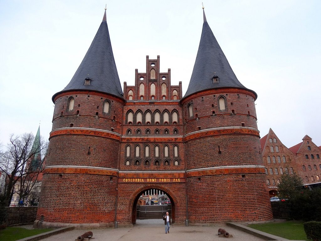 Things to see in Lubeck Germany