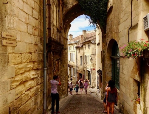 Saint-Émilion: wine, medieval history and more wine (Day out Bordeaux)