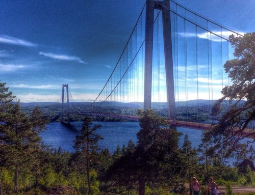 High coast/Kvarken Archipelago: the Swedish side