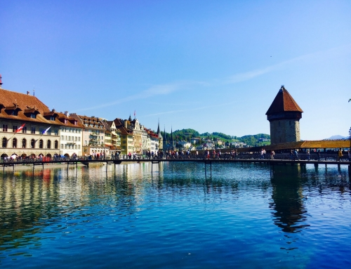 Alluring Lucerne: 4 hours is but a glimpse