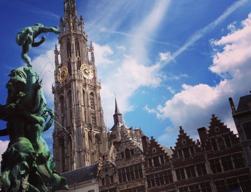 Belgian Belfries