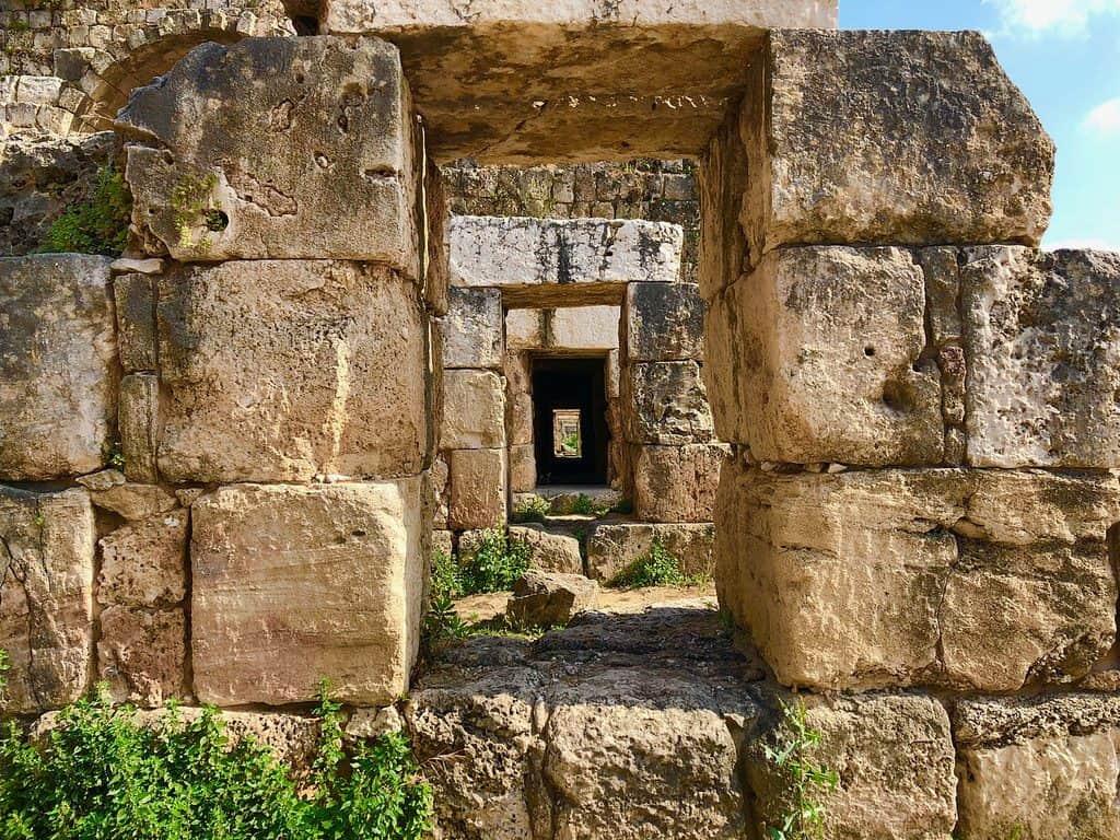Tyre Lebanon ruins
