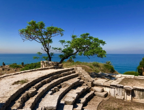 Yet another day out Beirut: Byblos, the world's oldest city?