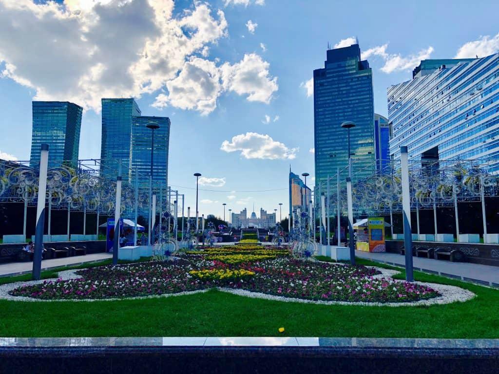 Astana things to do