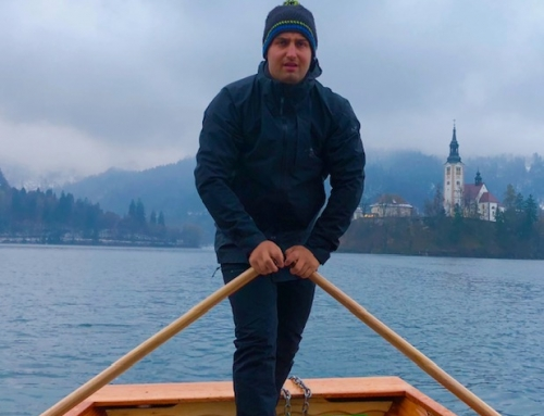 World at a Glance: Lake Bled (Day out Ljubljana)