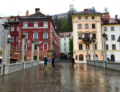Ljubljana, Ljubljena – the beloved