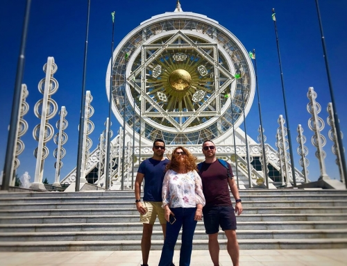 Transfixed in Turkmenistan: the Ashgabat edition, 11 things you'll love