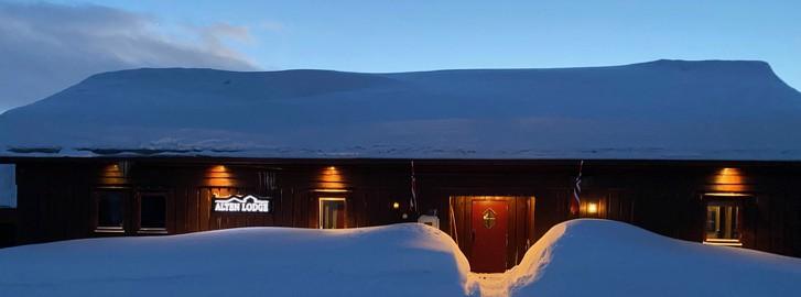 Arctic Alten Lodge review | Sophie's World Travel Inspiration