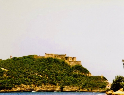 World at a Glance: El Morro, overlooking the Caribbean Sea