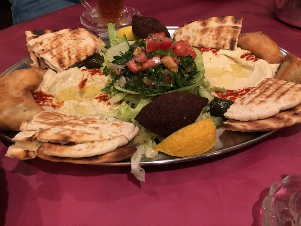 Bring the world home: Lebanese food | Sophie's World Travel Inspiration