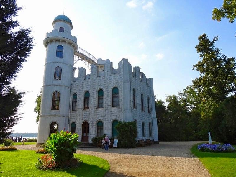 Schloss Pfaueninsel, where peacocks roam | Sophie's World Travel Inspiration